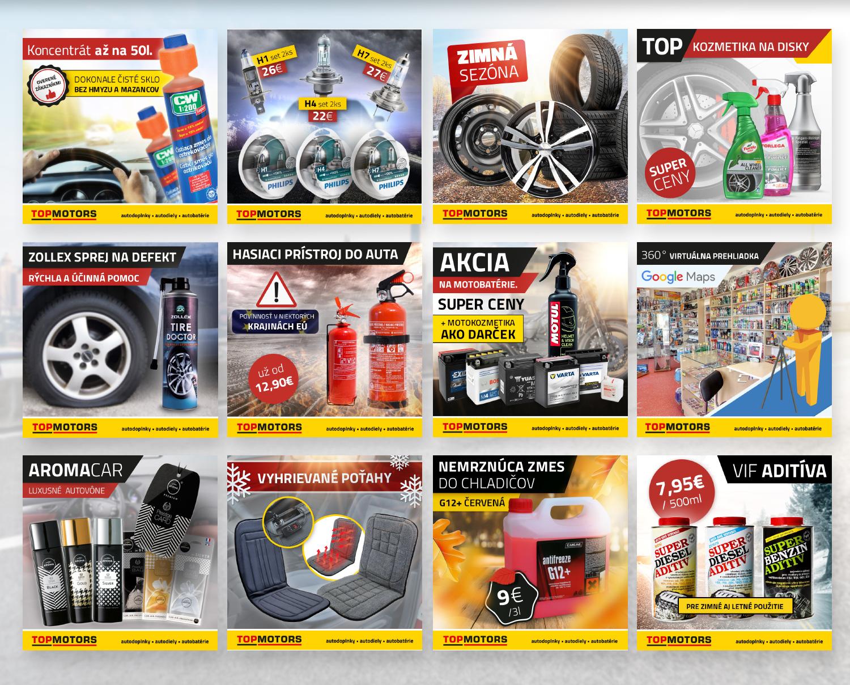 graficke spracovanie pre online marketing, socialne siete, web banner a plagaty